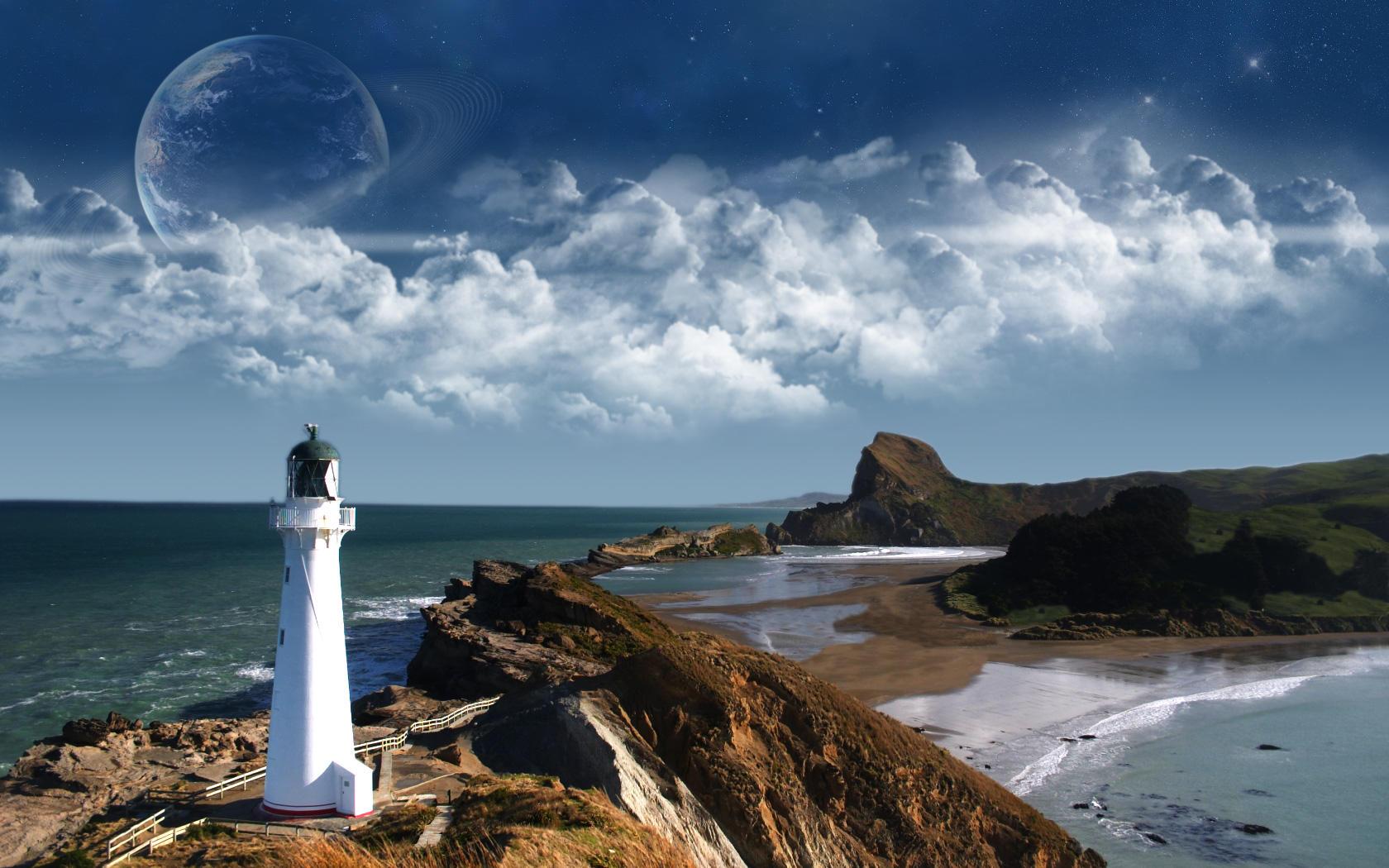 Lighthouse by nuaHs