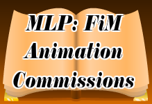 MLP FiM Animation Commission Catalog (13/12/2016) by MAJORA64