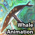 Native American Whale Animation 2