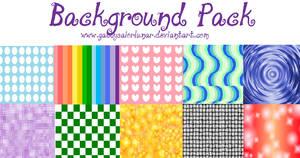 .:Background Pack:. by gabbysailorlunar