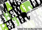 make the world better