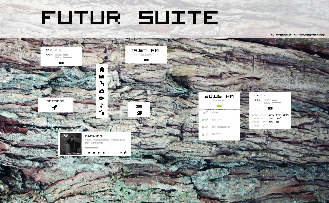 Futur Suite by stardeht