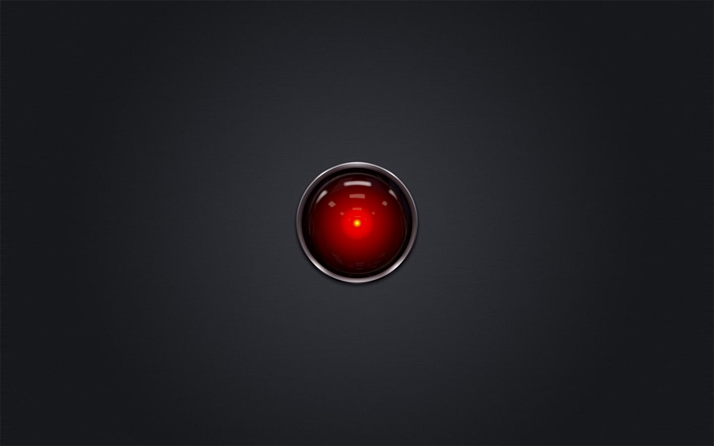 HAL 9000 by javierocasio