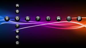 Sfere Black 3 - PS3 Theme