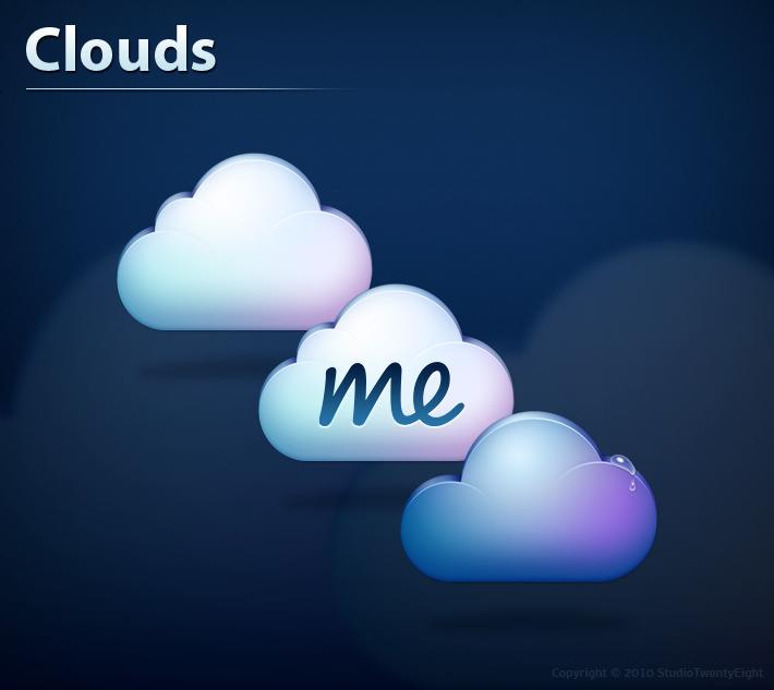 Clouds by javierocasio