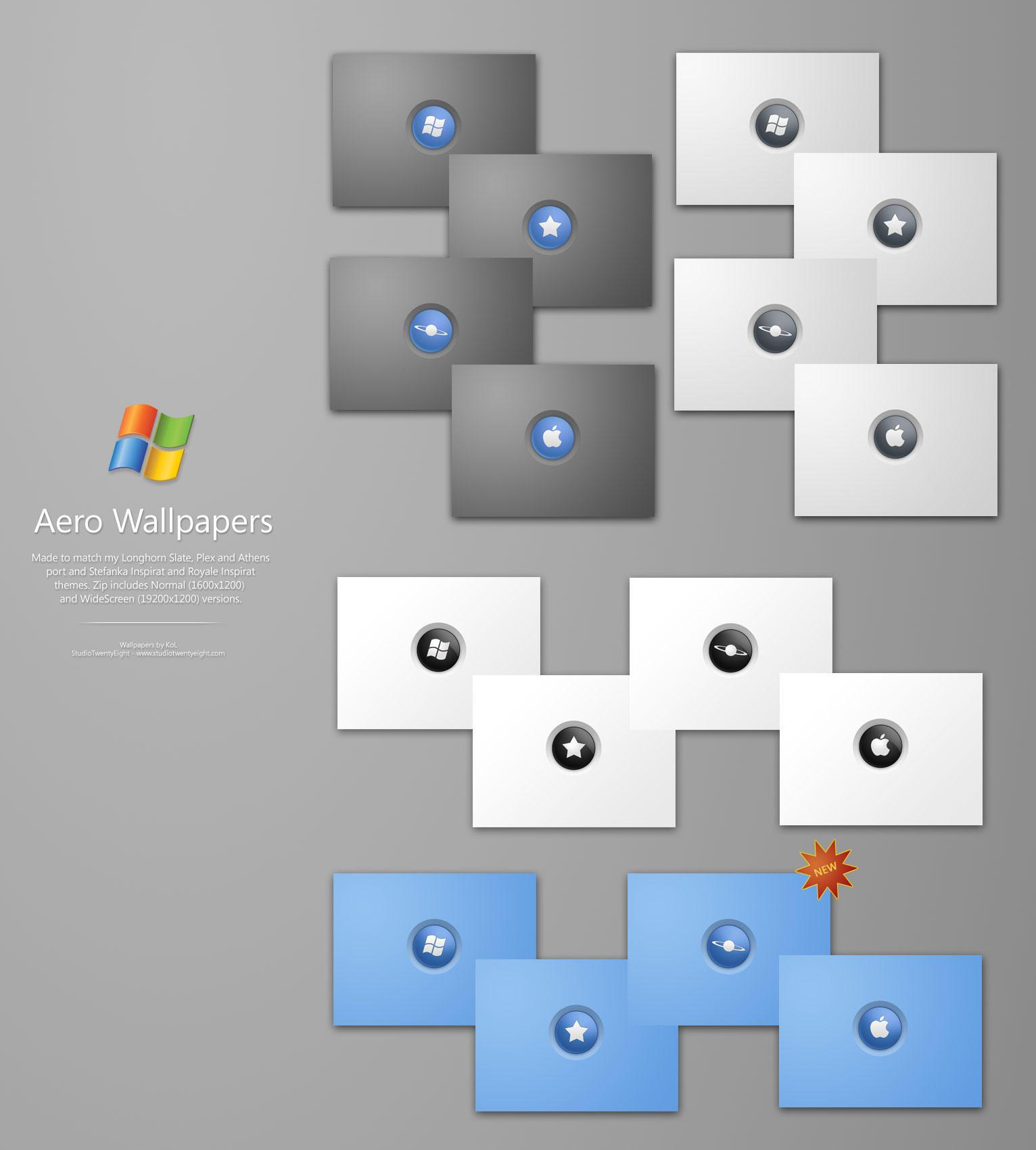 Aero Wallpapers by javierocasio