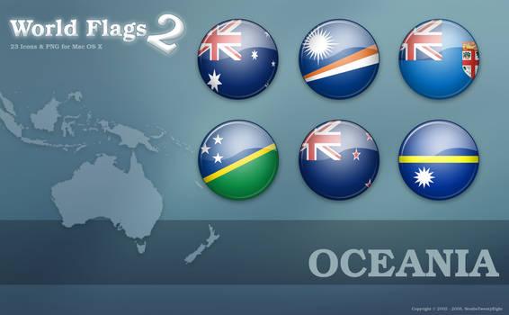 Oceania - Mac