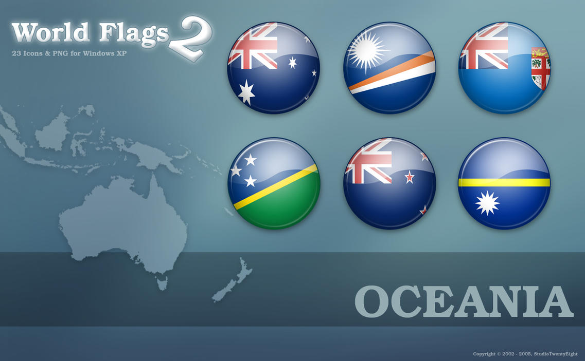 Oceania - Win by javierocasio