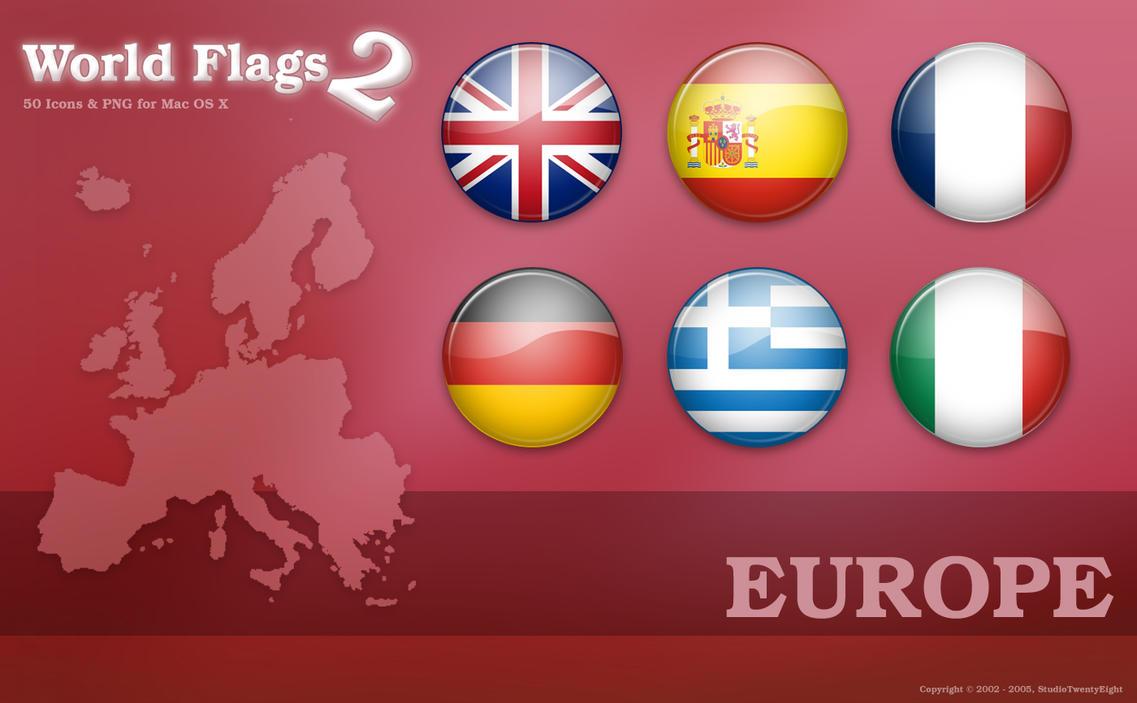 Europe - Mac by javierocasio