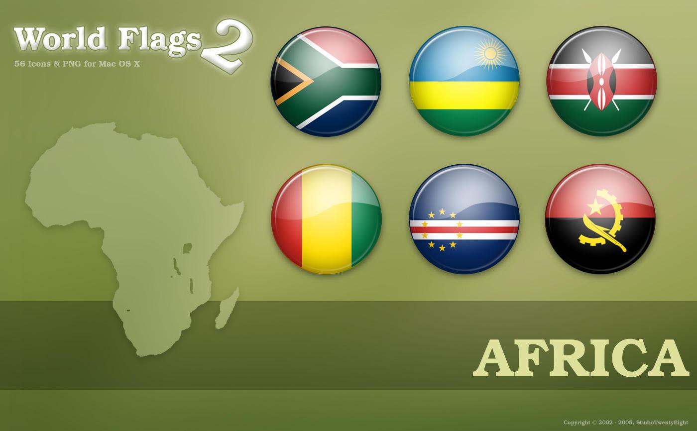 Africa - Mac by javierocasio