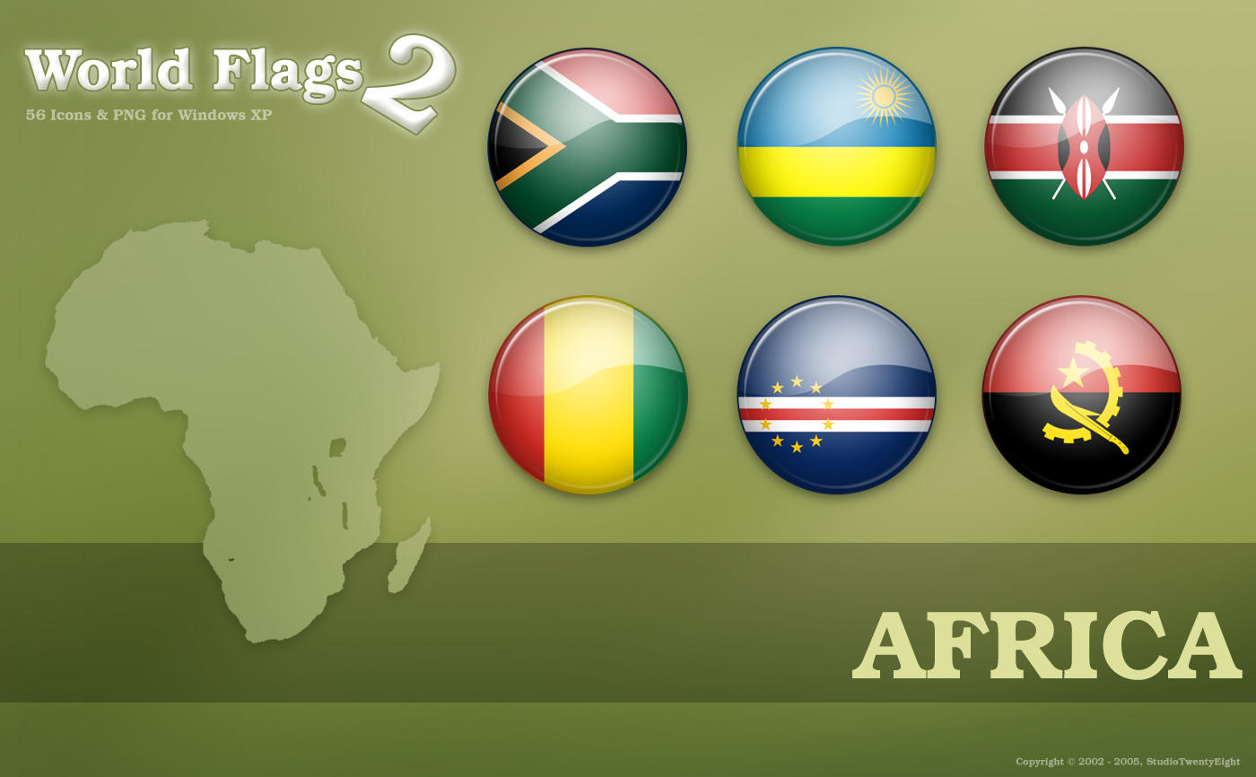 Africa - Win by javierocasio
