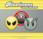 Blueticons - jark edition