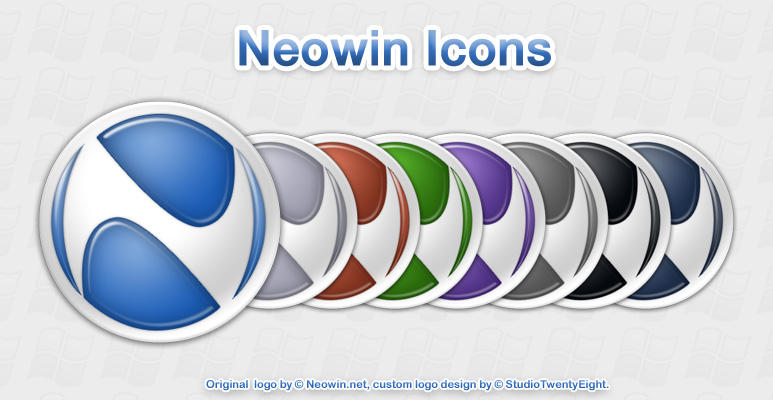 Neowin Icons by javierocasio