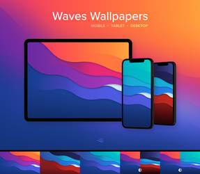 Waves Wallpapers
