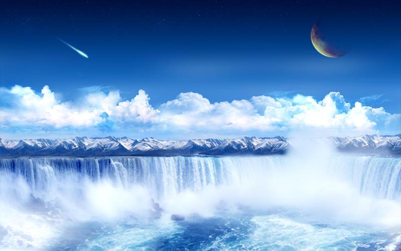 Nieredel The_Falls_by__kol