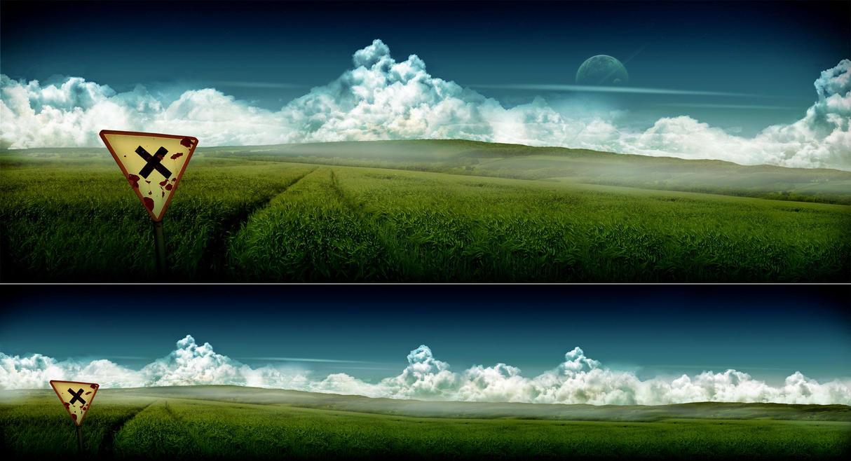 In The Field by javierocasio
