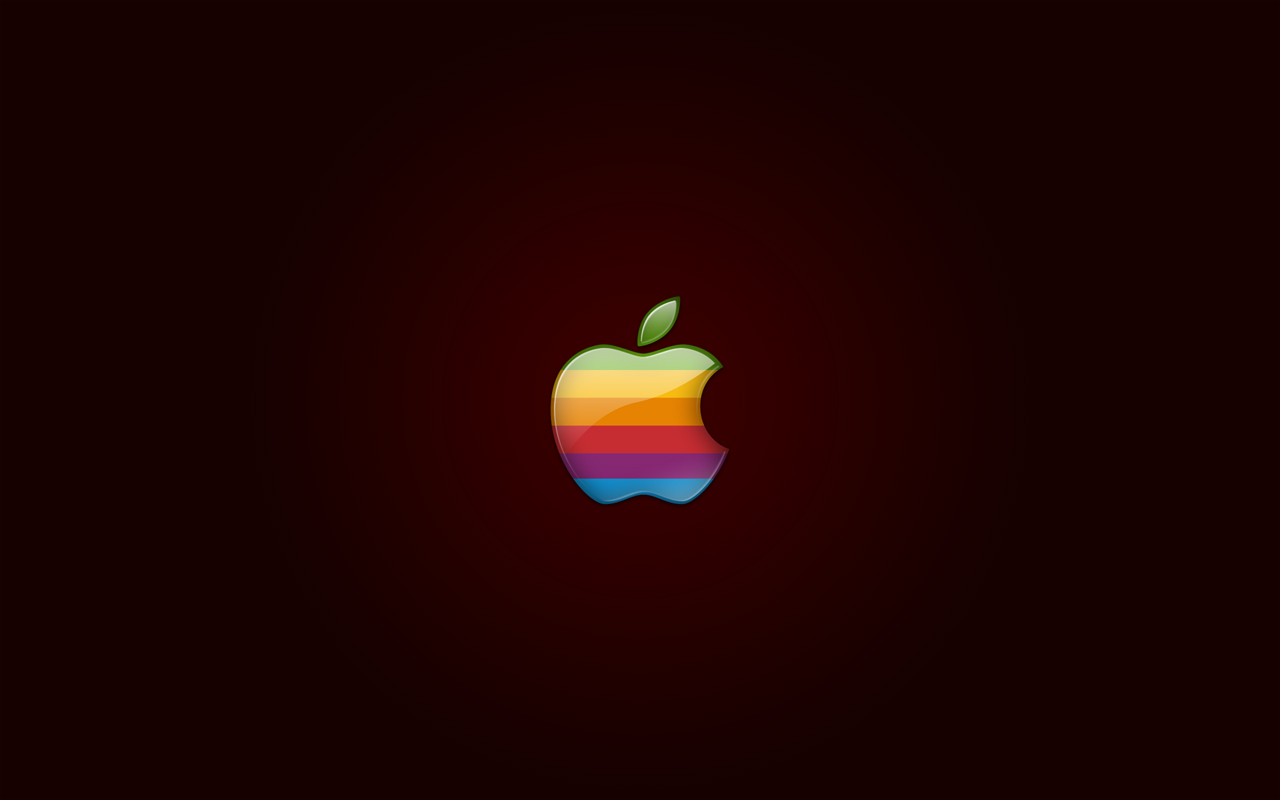Retro Apple by javierocasio