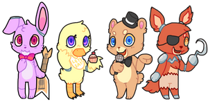 Five nights at freddy's :gif: