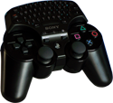 Ps3 Controller with Keyboard by fukm