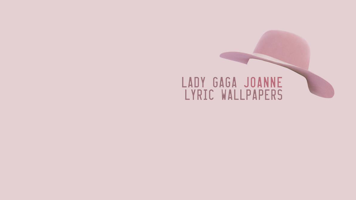 Lady Gaga - Joanne wallpaper pack by SingMeSomethingNew ...