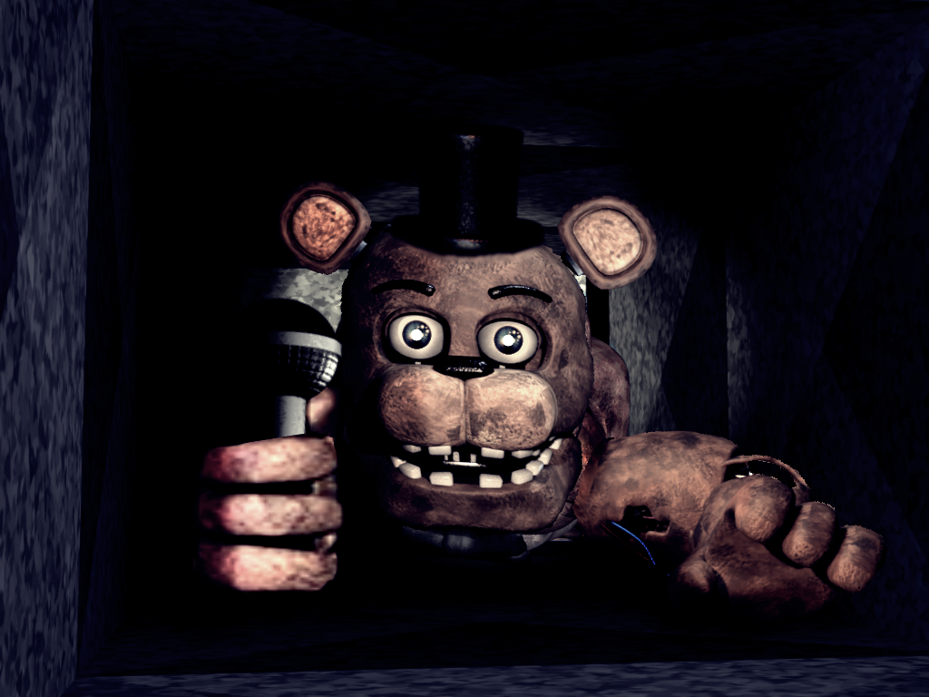 Withered Freddy x Reader by erihamster2 on DeviantArt