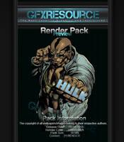 Ferra's Render Pack4 by MMFERRA