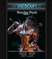FERRA's RENDER PACK5 by MMFERRA
