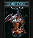 FERRA's RENDER PACK5