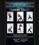 Dancer Stock Pack by MMFERRA