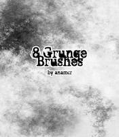 Grunge brushes by anamcr