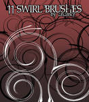 Swirl Brushes