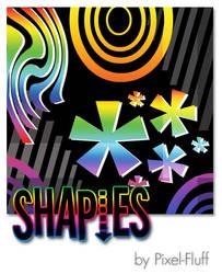 Shapies - PS Brush Set