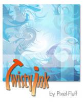 TwistyInk - PS Brush Set by pixel-fluff
