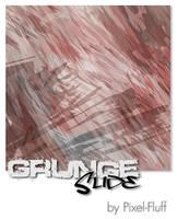 GrungeSlide - PS Brush Set by pixel-fluff