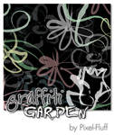 Graffiti Garden - PS Brush Set