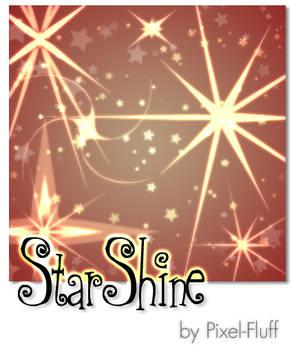 StarShine - PS Brush Set