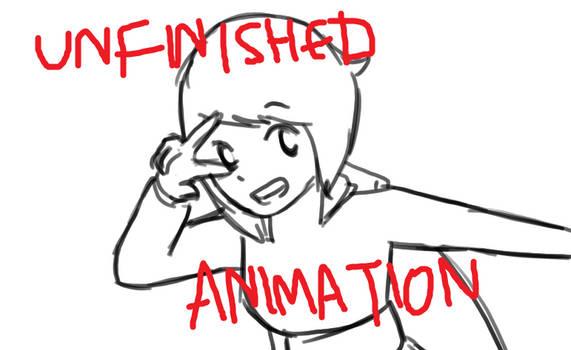 Unfinished Animation - 'Ruby V'