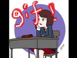 RWBY - Sleepy Ruby (Animated)