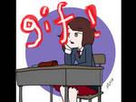 RWBY - Sleepy Ruby (Animated) by geek96boolean10