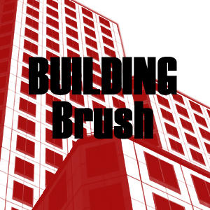Building Brush by hiroaka