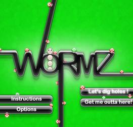 Wormz -Beta 2- by Silver-PyroTech