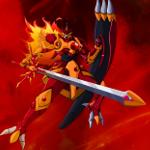 Rune God Rayearth Process animation by kabuto-gouki