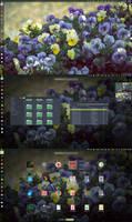 Sequoia-ng GTK + GNOME Shell theme