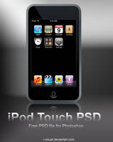 iPod Touch PSD - i.Visual by i-visual