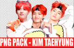 PACK PNG TAEHYUNG BTS