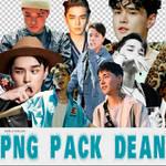 Pack Png Dean