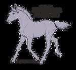 Alternate Nordanner Foal Lines.