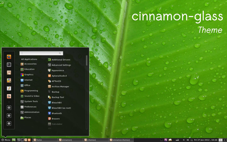 cinnamon-glass by chamfay
