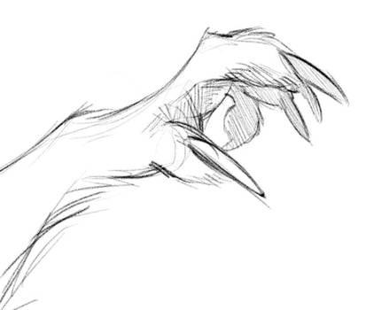 Hand Transformation (Animation)