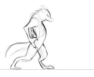 Howl (Animation) by MonoFlax